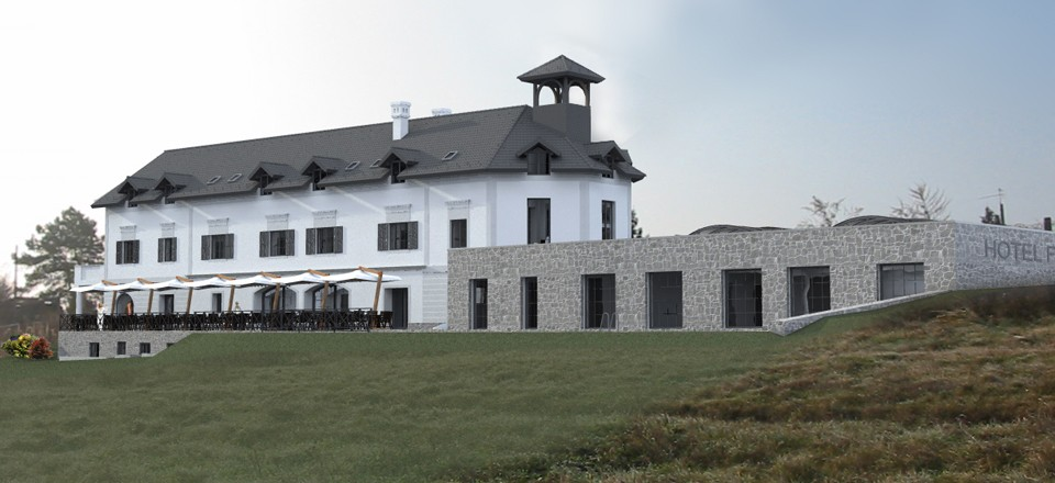 Hotel Feher Kolostor